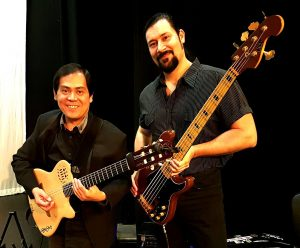 Starting Sat 25th November a guitar playing hot latin rythyms with a delicious tapas menu